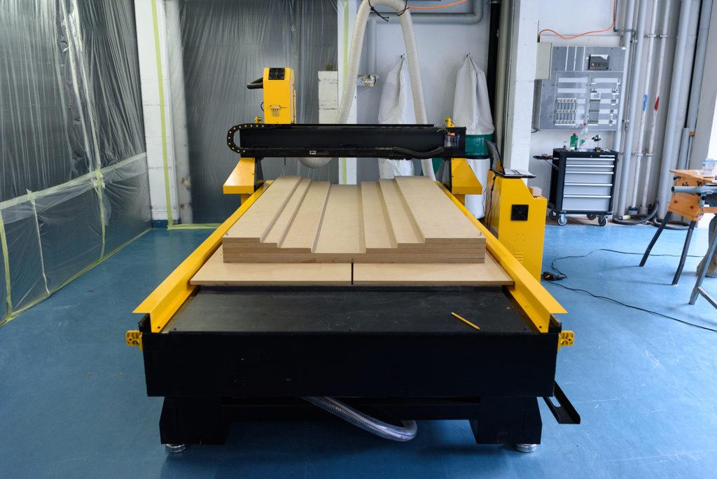 Services Composite CNC
