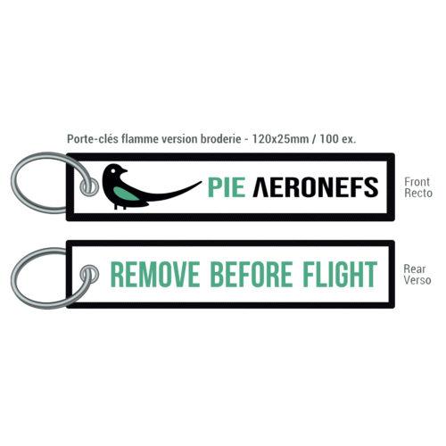 Image des porte-clés Pie Aeronefs SA