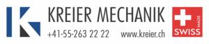 Logo of Kreier Mechanik GmbH